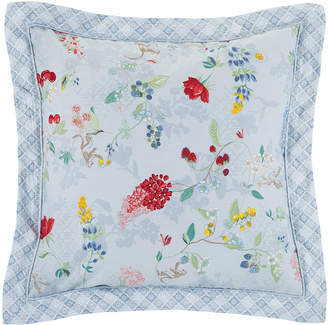 Pip Studio Hummingbirds Blue Cushion - 45x45cm
