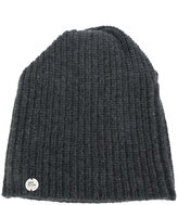 Lost & Found Ria Dunn - Twisted beanie - men - Wool/Angora - S
