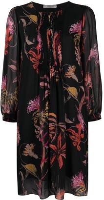 Dorothee Schumacher Flowery Emotions puff-sleeve dress