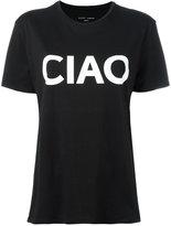 6397 Ciao T-shirt - women - Cotton - XS
