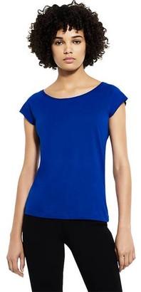 Fresh Cuts Clothing - Denim Blue Bamboo Tee - Bamboo / Small / Denim Blue