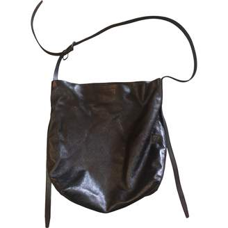 Ann Demeulemeester \N Black Leather Handbags