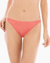 Soma Intimates Floral Lace Bikini