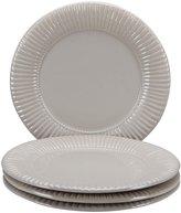 Pom Pom at Home Butler Dinner Plate, Set of 4, Taupe