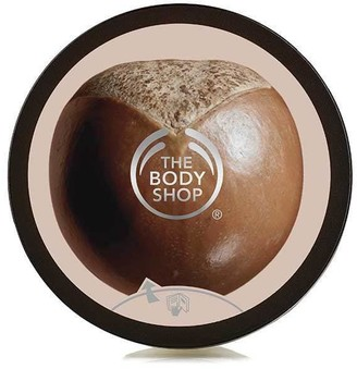 The Body Shop Shea Butter Exfoliating Sugar Body Scrub