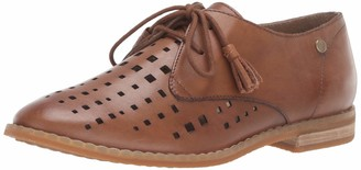 Hush Puppies Women's Chardon Perf Oxford Sneakers