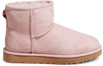 UGG Classic Mini II Sheepskin Ankle Boots