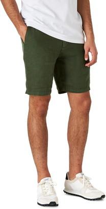 Wax London Holm Linen Chino Shorts
