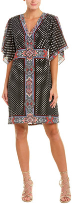 Nanette Lepore Silk A-Line Dress