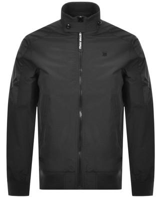 G Star Raw Meson Track Jacket Black