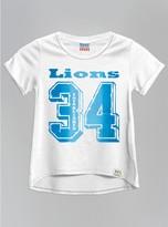 Junk Food Clothing Detroit Lions-electric White-xs