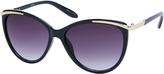 Accessorize Metal Detail Cateye Sunglasses