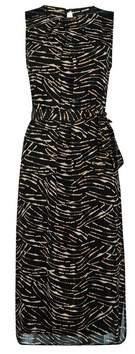 Dorothy Perkins Womens Multi Colour Sequin Shoulder Shift Dress