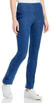 Thumbnail for your product : Lysse Roll Boyfriend Jeggings in Mid Wash