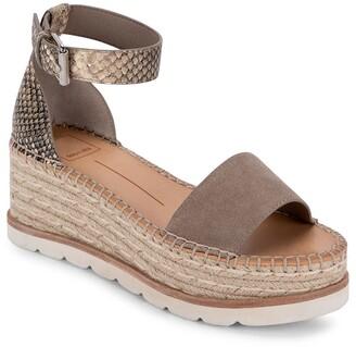 Dolce Vita Larita Espadrille Platform Sandal