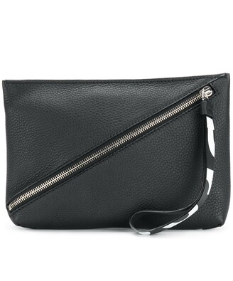 Proenza Schouler Pebbled Leather Zip Pouch