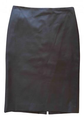 Hermes Brown Wool Skirts
