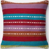 Tribal Multi Stripe Decorative Pillow