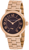 Marc Jacobs Riley MJ3489 Women's Rose Gold-Tone Stainless Steel Watch