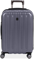 "Delsey Helium Titanium 21"" Carry On Expandable Hardside Spinner Suitcase"