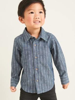Old Navy Valentine Arrow-Print Shirt for Toddler Boys