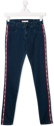 Levi's Side-Stripe Skinny Jeans