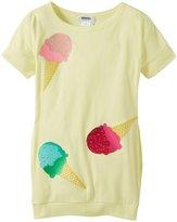Sonia Rykiel Enfant Ice Cream Graphic Dress (Kid) - Yellow-8