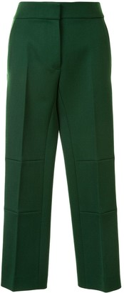 Louis Vuitton Cropped Tailored Trousers