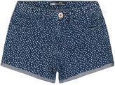 Levi's Girls 7-16 Knit Denim Shortie Shorts