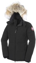 Canada Goose Women's 'Chelsea' Slim Fit Down Parka With Genuine Coyote Fur Trim