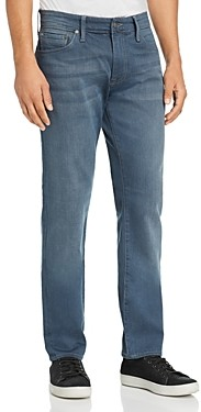 Mavi Jeans Marcus Straight Slim Fit Jeans in Dark Blue/Gray