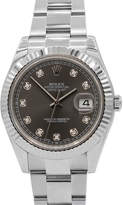 Rolex Pre-Owned 41mm Datejust Automatic Bracelet Watch