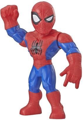 Superhero Adventures Sha Mega Spider Man