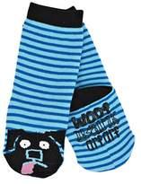 Hatley Boy's Woof Bark Arf Animal Ankle Socks