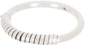 Sapanyu Sterling Silver Bali Coil Ring