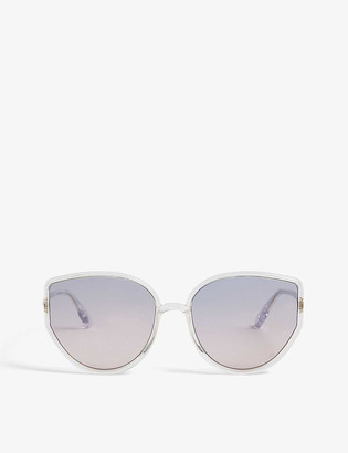 Christian Dior SoStellaire4 acetate cat-eye sunglasses