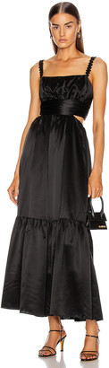 Nicholas Stacy Dress in Black | FWRD
