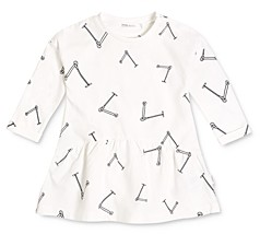 Miles Baby Girls' Scooter Print Dress - Baby