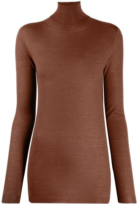 Fabiana Filippi Roll Neck Jumper