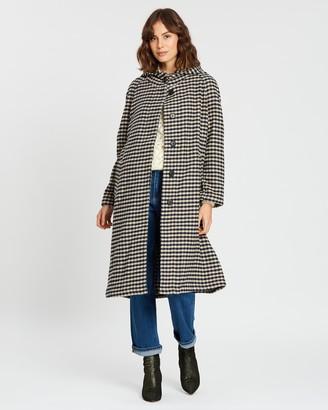 American Vintage Hooded Coat