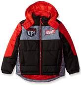 Marvel Big Boys Universe Puffer Jacket 6