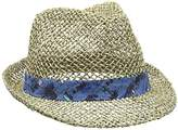 Fat Face Boy's Resort Trilby Hat