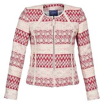 Chipie UBMIRA women's Jacket in Pink