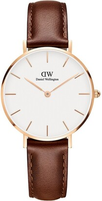 Daniel Wellington Petite St Mawes 32mm Rose Gold Watch