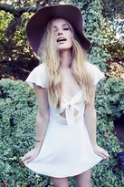 Lovers + Friends Party Time Dress in White