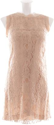 Dolce & Gabbana Orange Silk Dresses