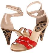 Rebecca Taylor Iris (Lipstick with Nude) - Footwear