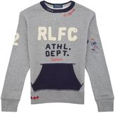 Polo Ralph Lauren Logo Graphic Sweatshirt