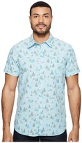 The North Face Short Sleeve Pursuit Shirt Men's Short Sleeve Button Up