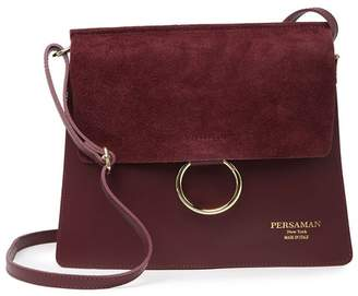 Persaman New York Emalaa Leather Shoulder Bag